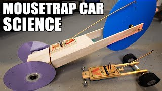Download 1st place Mousetrap Car Ideas- using SCIENCE Video