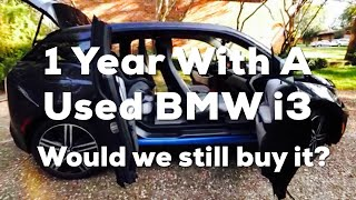 Download Used BMW i3 1 Year Later Video