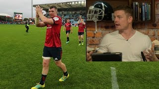 Download Brian O'Driscoll's Munster vs Gloucester preview Video