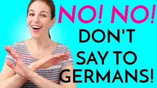 Download 5 Things YOU DON'T SAY to Germans Video