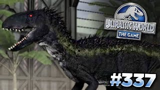 Download INDORAPTOR IN THE GAME?!?    Jurassic World - The Game - Ep336 HD Video