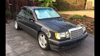 Download 1993 Mercedes 500E - One Take Video
