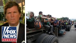 Download Tucker: Should America help caravan migrants? Video