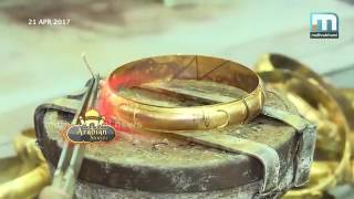 Download Jewellery Making From Raw Gold | Arabian Stories Video