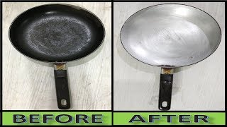 Download How to Re-Use a Nonstick Pan That Has Lost Its Coating Video