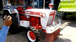 Download FORD 3600 tractor model 1978 full modified for sale in fatehabad mandi Video
