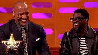 Download Kevin Hart Can't Believe Where Dwayne Johnson Was Born | The Graham Norton Show Video
