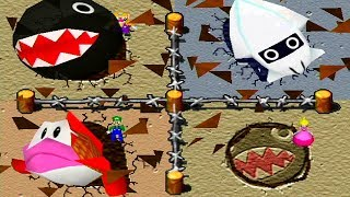 Download Mario Party 2 - All Enemy Minigames Video