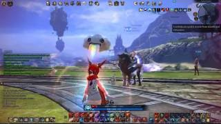 Download TERA online archer vs sorcerer (Ruby vs Zaike) Video
