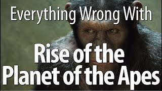 Download Everything Wrong With Rise Of The Planet Of The Apes Video