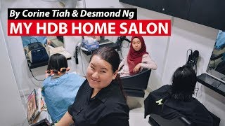 Download My HDB Home Salon: A Story of Chinese & Malay-Muslim Friendship | CNA Insider Video