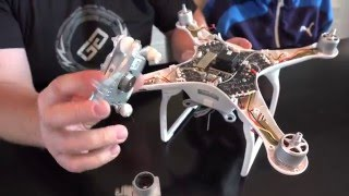 Download What's inside a DJI Drone? Video
