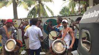 Download Hitha Gawa Hina Malige Kawadi Sathsara Band @ Ambalangoda Video