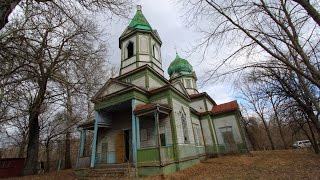 Download Abandoned church in Chernobyl Zone (Krasne village) Video