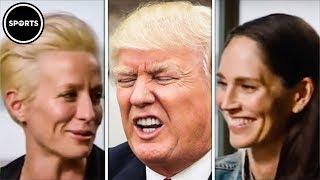 Download Sue Bird And Megan Rapinoe Put Trump On BLAST Video