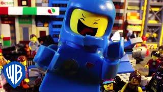 Download The LEGO Movie | Benny Saves Bricksburg | WB Kids Video