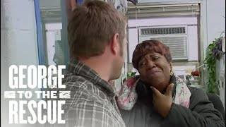 Download A Massive Interior and Exterior Renovation For A Devoted NYPD Mother | George to the Rescue Video