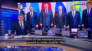 Download Putin's Eurasian Economic Union Becoming New Economic Superblock Video