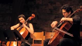 Download Handel - Sonata for two cellos in G minor, Opus 2, No.8 Video