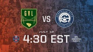 Download 2019 NPSL Southeast Semifinal 1 - Greenville FC vs Asheville City SC Video