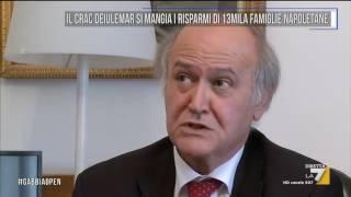 Download Il crac Deiulemar si mangia i risparmi di 13mila famiglie napoletane Video