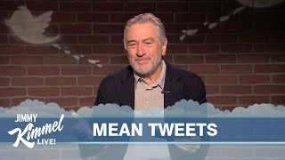 Download Mean Tweets - Robert De Niro Edition Video