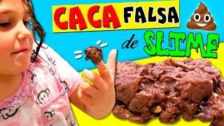 Download BROMAS caseras fáciles 💩 ¡CACA FALSA con SLIME! 💩 + DANIELA bailando ″Pen Pineapple Apple Pen″💃💃 Video