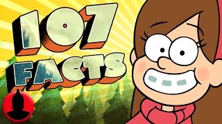Download 107 Gravity Falls Facts YOU Should Know! (ToonedUp #28) @ChannelFred Video