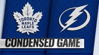 Download 01/17/19 Condensed Game: Maple Leafs @ Lightning Video