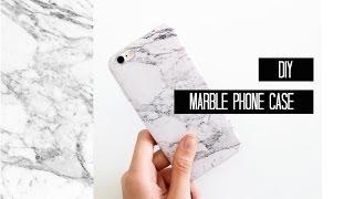 Download DIY: Marble Phone case Video