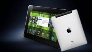 Download Blackberry PlayBook vs iPad - First Look & Comparison Video