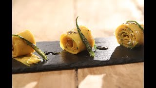 Download Khandvi | 5 Best Gujarati Snacks | Chef Anupa | Sanjeev Kapoor Khazana Video