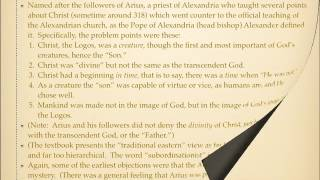 Download History of Christianity: Arianism Part 1 Video