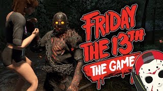 Download FRIDAY THE 13TH!!🔪| LVL 101!! | ALL JASON BADGES!! | 1080P | INTERACTIVE STREAMER!! Video