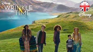 Download A WRINKLE IN TIME | New Trailer | Official Disney UK Video