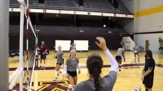 Download Gopher Volleyball's Female Warrior Video