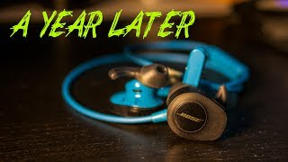 Download Bose SoundSport Review : 1 Year Later Video