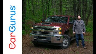 Download 2017 Chevrolet Silverado 2500HD | CarGurus Test Drive Review Video