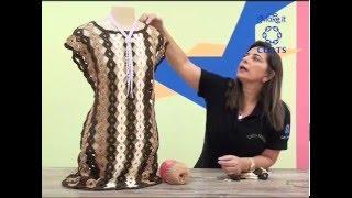 Download Vestido Rita em crochê com Camila Fashion Video