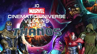 Download 10 Potential MCU Villains After Thanos Video