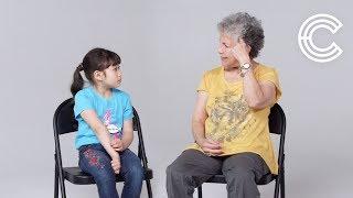 Download Kids Meet a Woman with Alzheimer's | Cut Video