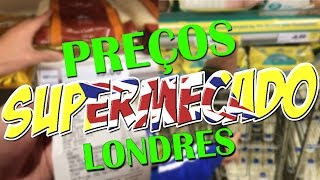 Download SUPERMERCADO EM LONDRES | MOTO filmadores UK Video