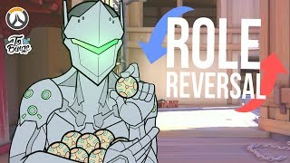 Download Role Reversal: An Overwatch Cartoon Video