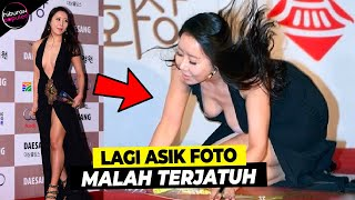 Download Gak Ditayangin di TV! 5 Insiden Memalukan Artis Korea di Karpet Merah Video
