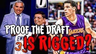 Download Is This Video PROOF That The NBA Draft IS RIGGED Video
