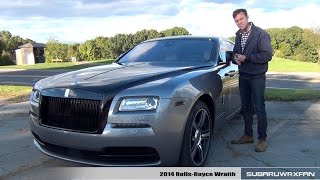 Download Review: 2014 Rolls-Royce Wraith Video