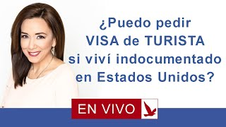 Download PUEDO PEDIR VISA DE TURISTA DESPUES DE VIVIR INDOCUMENTADO EN USA? Video