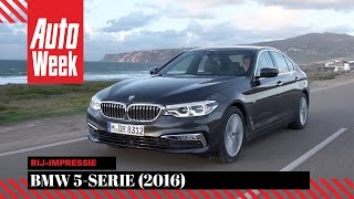 Download BMW 5-serie (2016) - AutoWeek Review Video