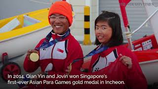 Download Generation Grit: Paralysed at 17, now a gold medal athlete Video