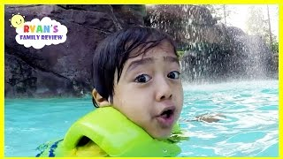 Download Kids Playtime at the Pool! Family Fun Vacation at Universal Studio Resort Hotel Video